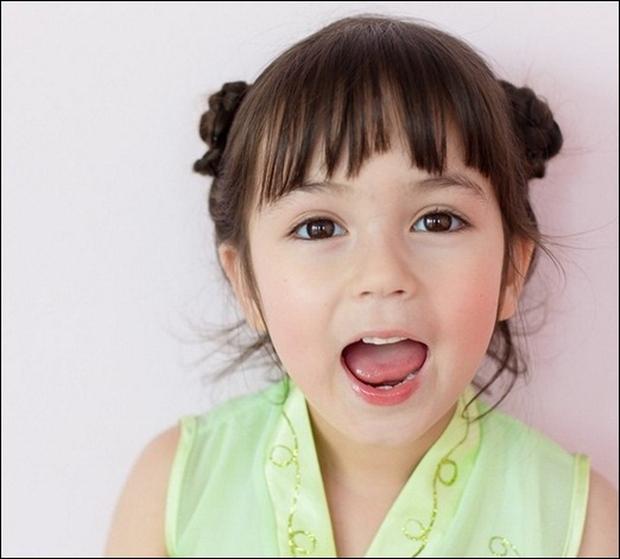 """Thiên thần nhí được mệnh danh """"tiểu mỹ nhân đẹp nhất Thái Lan"""" gây bất ngờ với diện mạo thiếu nữ ở hiện tại sau gần 10 năm - Ảnh 3."""