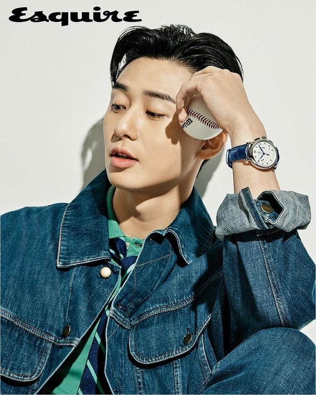 """30 diễn viên hot nhất xứ Hàn: Jo In Sung và """"mợ ngố"""" Song Ji Hyo thống trị BXH, Park Seo Joon vừa vào Marvel đã át cả Song Joong Ki - Ảnh 5."""