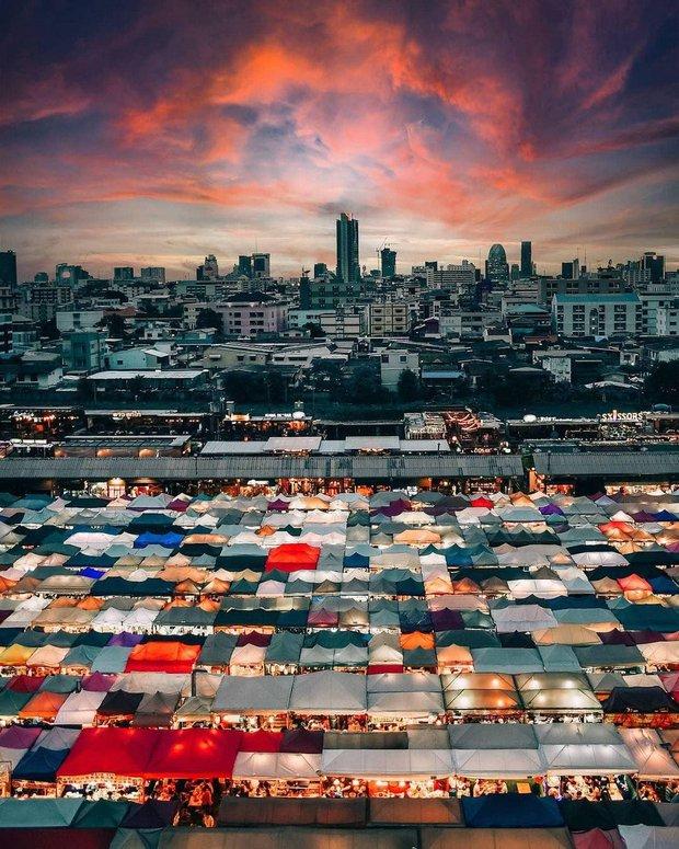 Rộ tin Chợ Đêm Xe Lửa nổi tiếng nhất nhì Thái Lan sẽ đóng cửa vĩnh viễn, tiểu thương kiệt quệ vì mất miếng cơm manh áo - Ảnh 3.