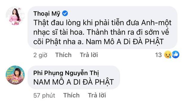 Diễn viên Gia Đình Là Số 1 cùng cả dàn sao Việt xót xa nói lời tiễn biệt thêm 1 nghệ sĩ qua đời vì Covid-19 - Ảnh 3.