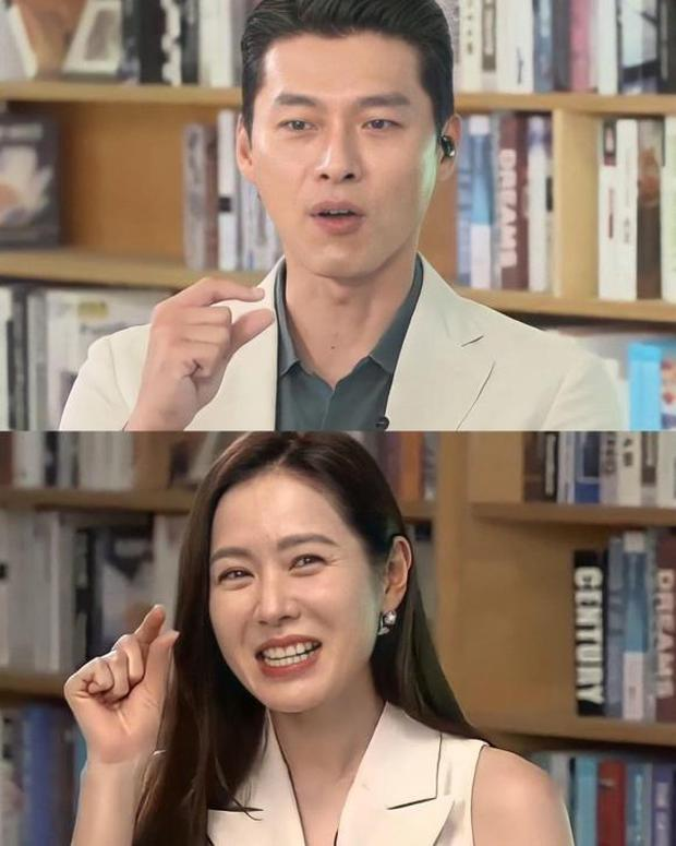 MXH nổ vì ảnh Hyun Bin - Son Ye Jin lần đầu cùng dự sự kiện hậu công khai hẹn hò, đã mặc đồ đôi còn ôm ấp như phu thê? - Ảnh 6.