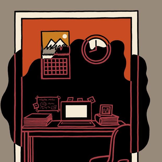 Nỗi sợ về quản lý thời gian khi phải làm việc tại nhà và cách tôi vượt qua nó bằng một suy nghĩ - Ảnh 2.