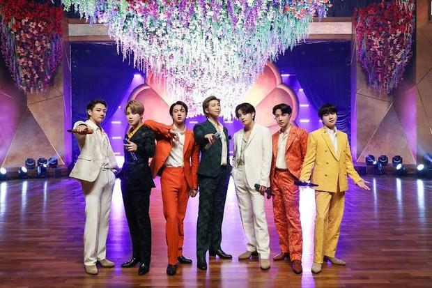 RM chia sẻ việc BTS trượt Grammy: Thắng thì thêm 1 chiếc cúp ở nhà, mọi sinh hoạt hàng ngày vẫn lặp lại như vậy thôi - Ảnh 2.