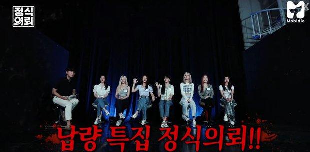 Nhóm nữ Kpop kể sự cố hú vía khi quay MV tại nghĩa trang trong rừng, sợ vậy mà vẫn quyết tâm theo đuổi concept rùng rợn? - Ảnh 2.