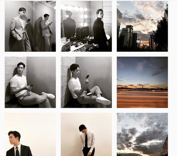 Nam thần Kim Soo Hyun chơi Instagram với phong cách chỉn chu, tỉ mỉ đến mức khó tin, nhưng sao ảnh selfie lại vô cùng tự huỷ? - Ảnh 5.