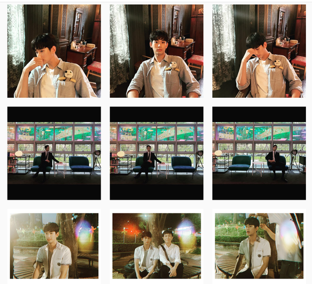 Nam thần Kim Soo Hyun chơi Instagram với phong cách chỉn chu, tỉ mỉ đến mức khó tin, nhưng sao ảnh selfie lại vô cùng tự huỷ? - Ảnh 2.