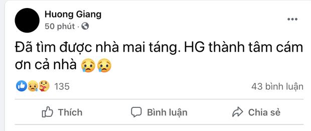 Nam ca sĩ Phi Hải đột ngột qua đời, bà xã Hương Giang xót xa tìm nơi mai táng vì dịch bệnh căng thẳng - Ảnh 4.