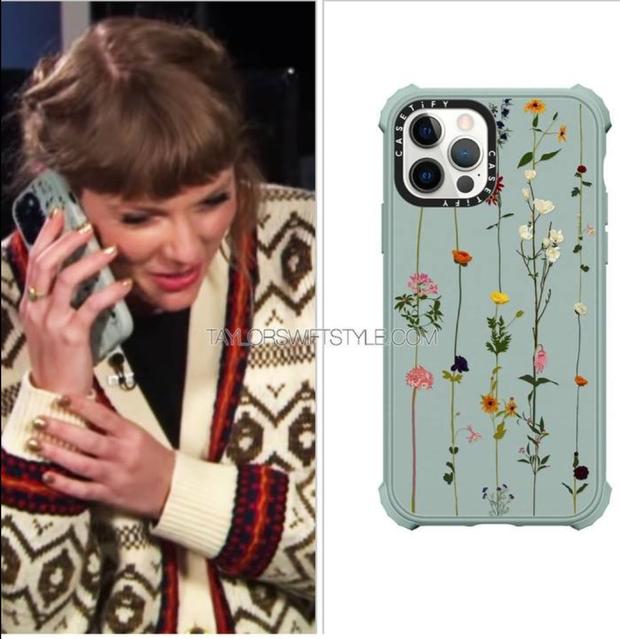 Soi chiếc ốp điện thoại của Taylor Swift, giá không rẻ nhưng chẳng là gì so với bạn thân! - Ảnh 1.