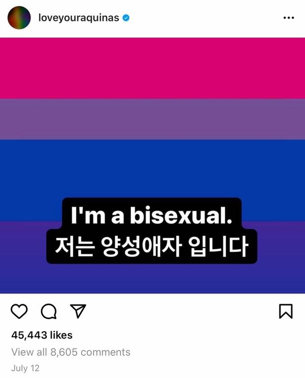 Dàn idol dũng cảm khi công khai đồng tính: Người come out ngay ở MV debut, người nhận chỉ trích nặng nề - Ảnh 14.
