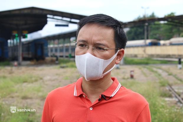 Chuyến tàu từ Hà Nội chở hơn 10 tấn thiết bị y tế chi viện cho tâm dịch TP. Hồ Chí Minh - Ảnh 12.