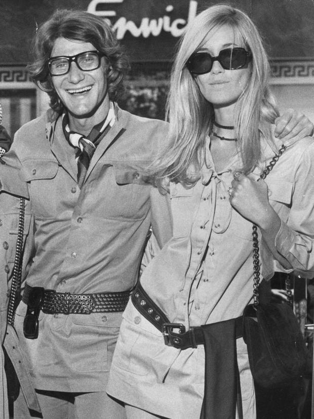 9 cặp NTK - nàng thơ nổi tiếng làng mốt: Căng nhất là mối quan hệ gương vỡ lại lành sau 20 năm của Karl Lagerfeld, Audrey Hepburn thì một lòng với Givenchy - Ảnh 6.