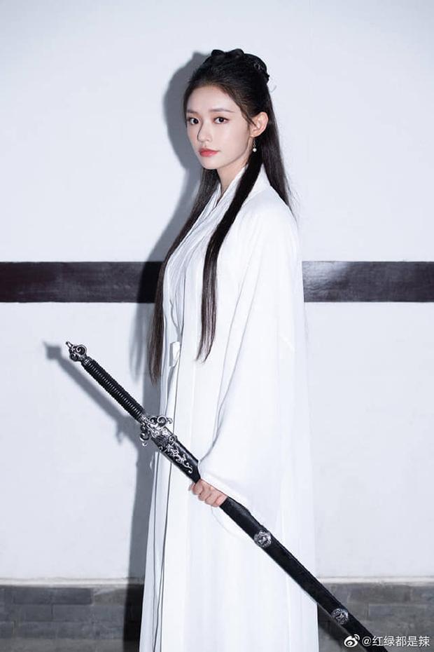 Dương Tử vắng mặt, một nữ nhân khác làm loạn với tạo hình Tiểu Long Nữ đẹp ngất ngây, liệu có cửa so với Lưu Diệc Phi? - Ảnh 8.