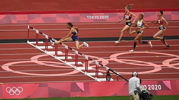Bị lỗi kỹ thuật ở 2 rào cuối, Quách Thị Lan quyết tâm phục thù ở bán kết Olympic Tokyo 2020 - Ảnh 1.