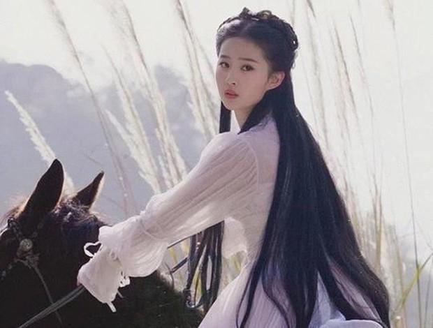 Dương Tử vắng mặt, một nữ nhân khác làm loạn với tạo hình Tiểu Long Nữ đẹp ngất ngây, liệu có cửa so với Lưu Diệc Phi? - Ảnh 2.