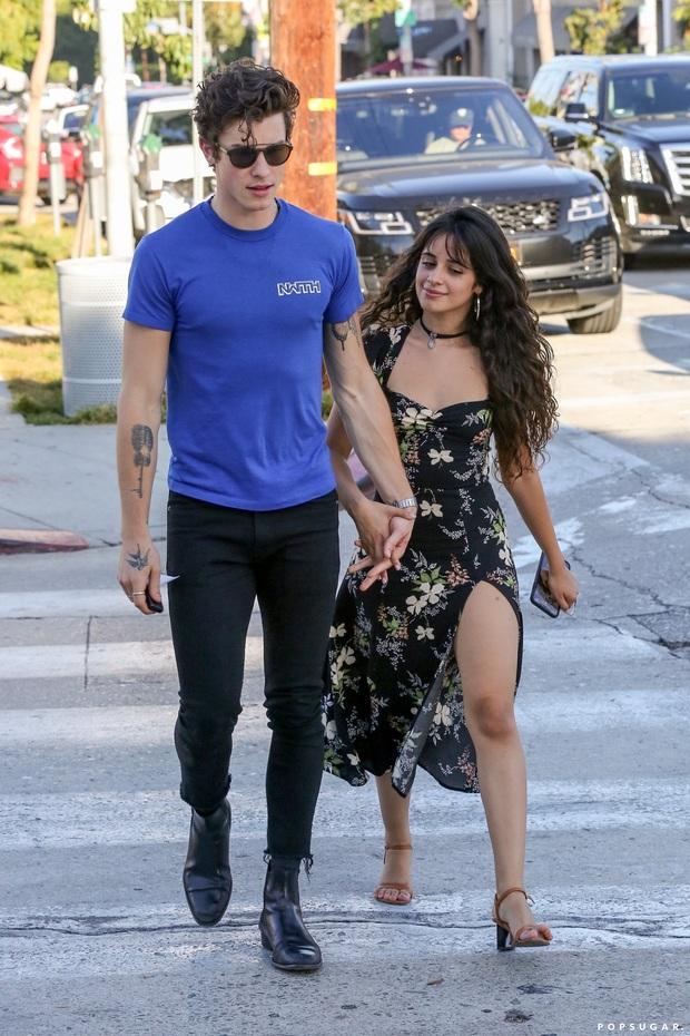 Camila Cabello không phải lúc nào cũng bú rù, nàng vẫn có ít nhất 5 lần mặc đẹp khi hẹn hò với người yêu - Ảnh 3.