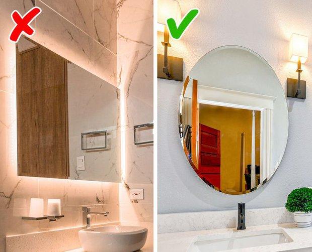 Phòng tắm chán đời cỡ nào cũng sẽ sang chảnh như khách sạn 5 sao với 7 mẹo ăn liền sau - Ảnh 12.