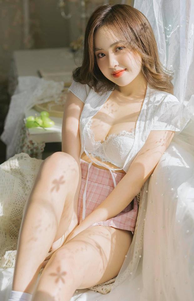 Hot girl Lê Phương Anh từng góp mặt trong MV 76 triệu view, đạt top 1 trending YouTube - Ảnh 1.