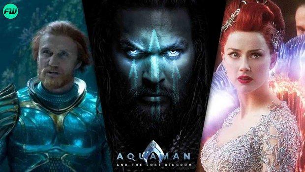 NSX Aquaman 2 tuyên bố không bận tâm đến sự phẫn nộ của fan, nhất quyết giữ vai cho Amber Heard sau loạt phốt với Johnny Depp - Ảnh 1.