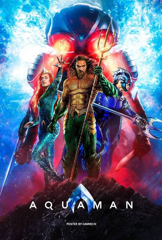 NSX Aquaman 2 tuyên bố không bận tâm đến sự phẫn nộ của fan, nhất quyết giữ vai cho Amber Heard sau loạt phốt với Johnny Depp - Ảnh 5.