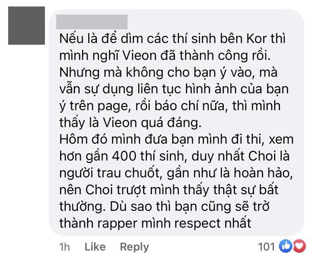Trước khi chỉ trích King Of Rap cơ cấu rẻ tiền, RichChoi cũng từng bóc phốt Rap Việt khi bị loại ngay vòng gửi xe - Ảnh 8.