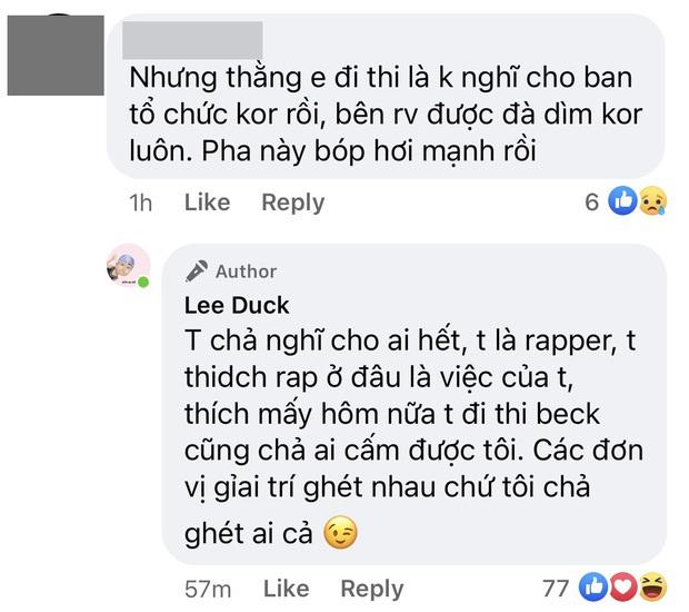 Trước khi chỉ trích King Of Rap cơ cấu rẻ tiền, RichChoi cũng từng bóc phốt Rap Việt khi bị loại ngay vòng gửi xe - Ảnh 15.