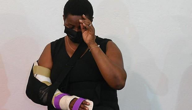 Phu nhân cố Tổng thống Haiti tiết lộ lí do vẫn sống sót trong vụ ám sát - Ảnh 1.
