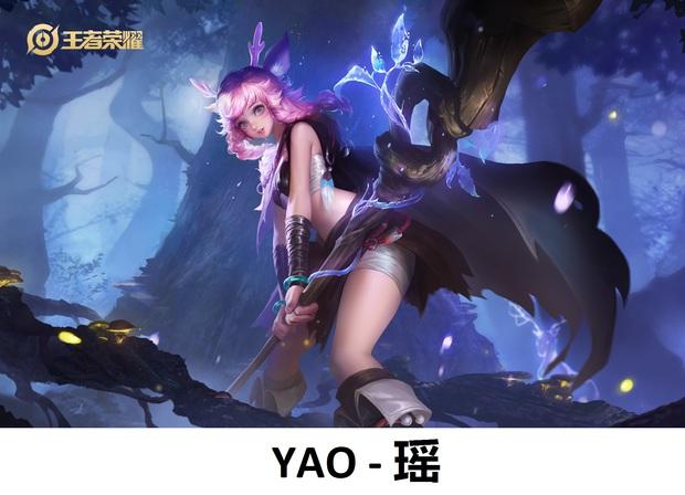 Liên Quân Mobile: Xuất hiện tướng mới Aya dành riêng cho game thủ hệ lười, nhưng sao lại giống Yuumi của LMHT thế này? - Ảnh 1.