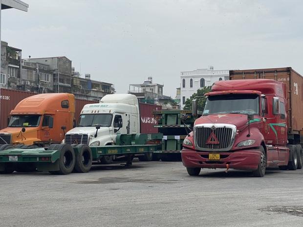 Hải Phòng ghi nhận 1 lái xe container dương tính với SARS-CoV-2 - Ảnh 1.