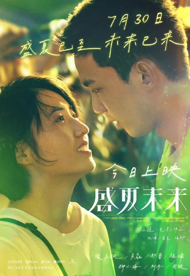 Phim tình củm của Ngô Lỗi - Trương Tử Phong ẵm 184 tỷ thổi bay phòng vé, fan nghi anh chị yêu nhau thật mà giấu - Ảnh 9.