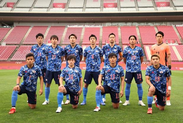 Olympic Nhật Bản giành vé vào bán kết bóng đá nam sau loạt đá luân lưu nghẹt thở - Ảnh 2.