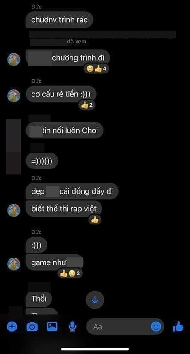 RichChoi vướng đủ thị phi từ Rap Việt sang King Of Rap: Drama đều liên quan ban tổ chức! - Ảnh 5.