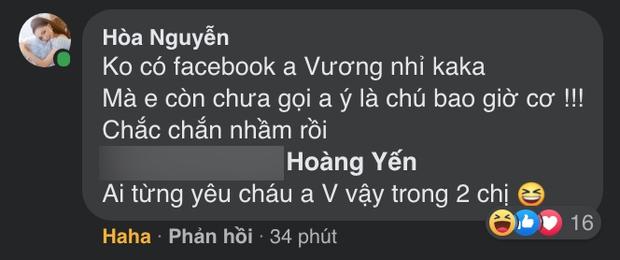 Hòa Minzy ngỡ ngàng với màn nhận nhầm người quen của Minh Vương M4U: Chưa từng gọi là chú hay yêu cháu trai anh Vương! - Ảnh 4.