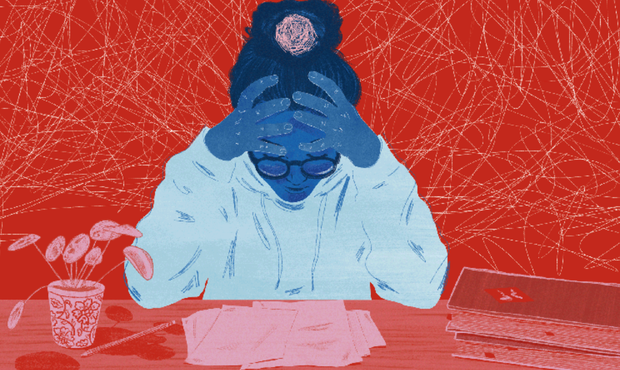 Nỗi sợ về quản lý thời gian khi phải làm việc tại nhà và cách tôi vượt qua nó bằng một suy nghĩ - Ảnh 1.