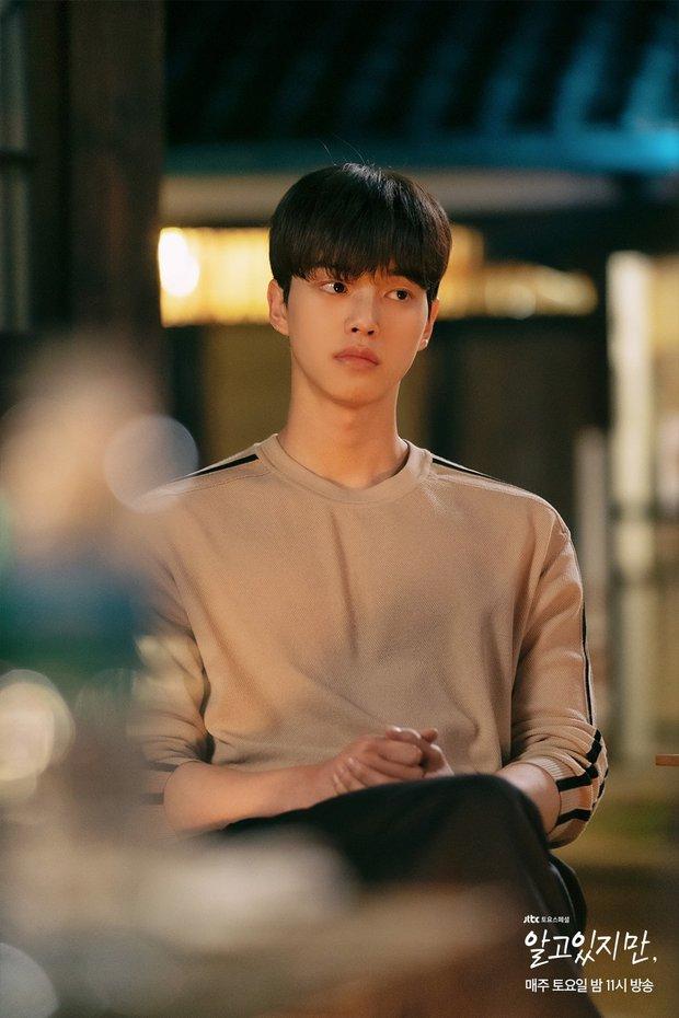 Song Kang quỳ gối xin Han So Hee quay lại ở Nevertheless, netizen mong anh giũa lại cái nết đi rồi tính - Ảnh 3.
