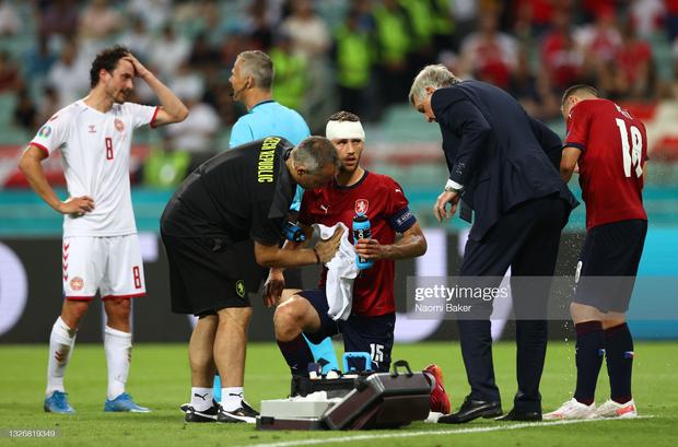 Đánh bại CH Séc, các đồng đội của Eriksen vào bán kết Euro 2020 - Ảnh 3.