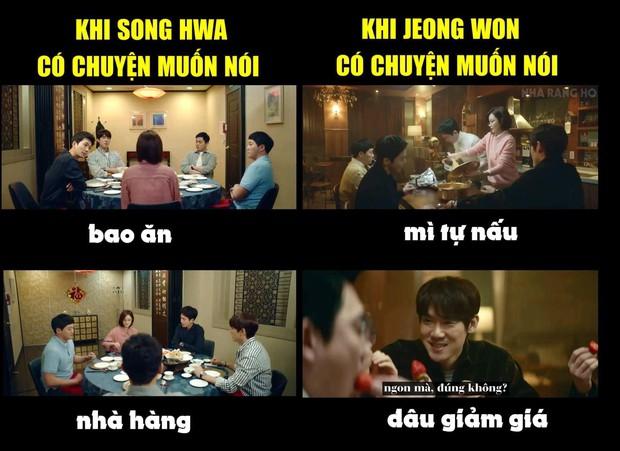 Hospital Playlist 2 có bùng binh quan hệ rối hơn cả Penthouse: Ik Jun một bước từ bạn thân thành bố vợ Jeong Won? - Ảnh 21.