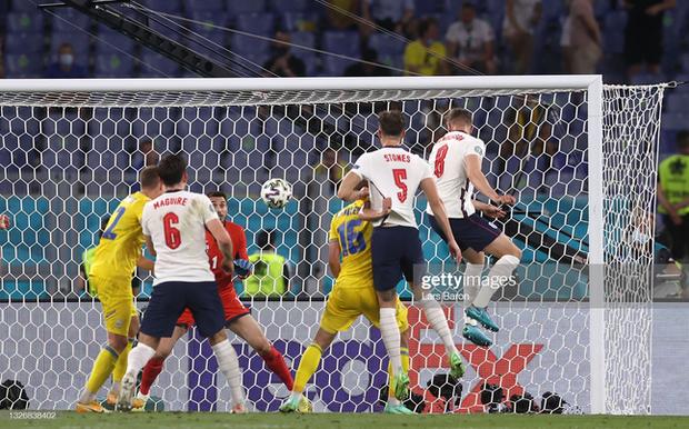 Tuyển Anh nghiền nát Ukraine, vào bán kết Euro 2020 - Ảnh 1.