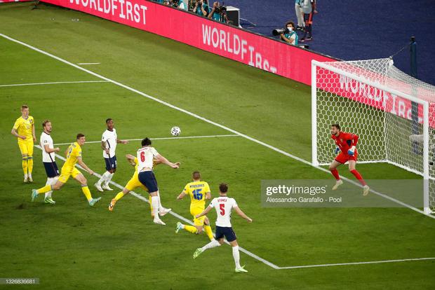 Tuyển Anh nghiền nát Ukraine, vào bán kết Euro 2020 - Ảnh 3.