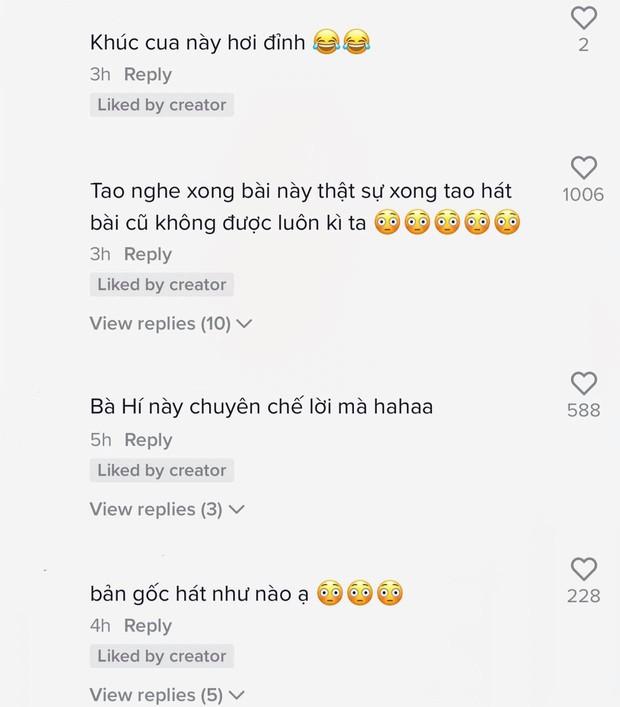 Từ nhạc thiếu nhi thành trend thất tình, các TikToker và Trang Hý đang làm tuổi thơ của chúng ta đảo ngược hết cả! - Ảnh 10.