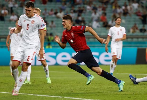 Đánh bại CH Séc, các đồng đội của Eriksen vào bán kết Euro 2020 - Ảnh 5.