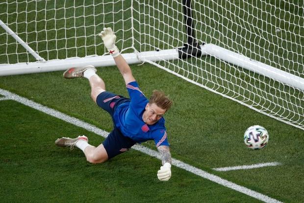 Tuyển Anh nghiền nát Ukraine, vào bán kết Euro 2020 - Ảnh 14.
