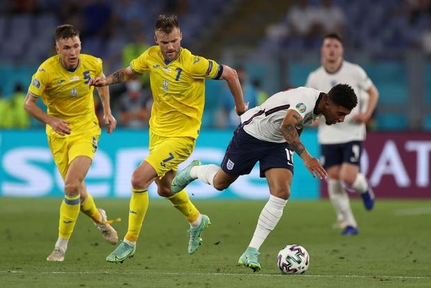 Tuyển Anh nghiền nát Ukraine, vào bán kết Euro 2020 - Ảnh 4.