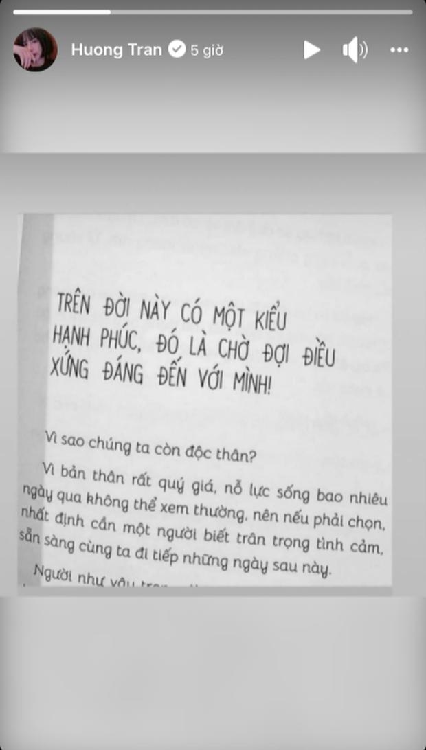 Giữa lúc Việt Anh thừa nhận đang nợ nần, vợ cũ đăng status ẩn ý chuyện chờ người xứng đáng - Ảnh 2.