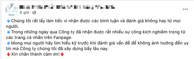 Đơn vị thi công biệt thự của Thuỷ Tiên lên tiếng sau tuyên bố lên phường, vẫn bị netizen tấn công mặc lời giải thích - Ảnh 2.