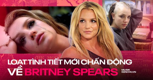 Bản điều tra lần đầu công bố loạt sự thật về quyền bảo hộ Britney Spears: Bị bố ruột chửi bới thậm tệ, muốn bên con nhưng bị áp giải như sát nhân - Ảnh 15.