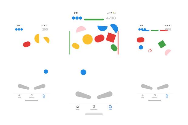 Trò chơi trứ danh được ẩn trong ứng dụng Google trên iOS - Ảnh 2.