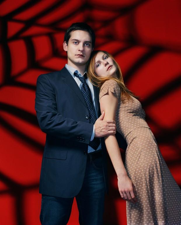 Khi phim Spider-Man thành bà mối: 3 tài tử Người Nhện đều yêu bạn diễn ngoài đời, thế này bảo sao Tom Holland khó thoát! - Ảnh 4.