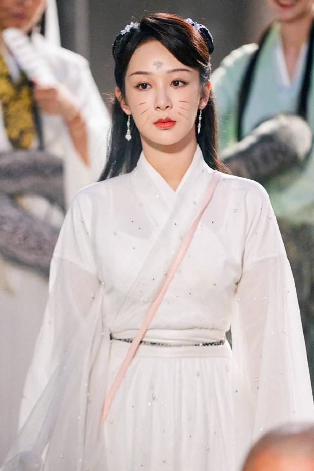 Hậu scandal bị đàn chị tố giả tạo, xảo quyệt, không lễ phép, Dương Tử gây sốt với visual thanh tú lên hương ngút ngàn - Ảnh 10.