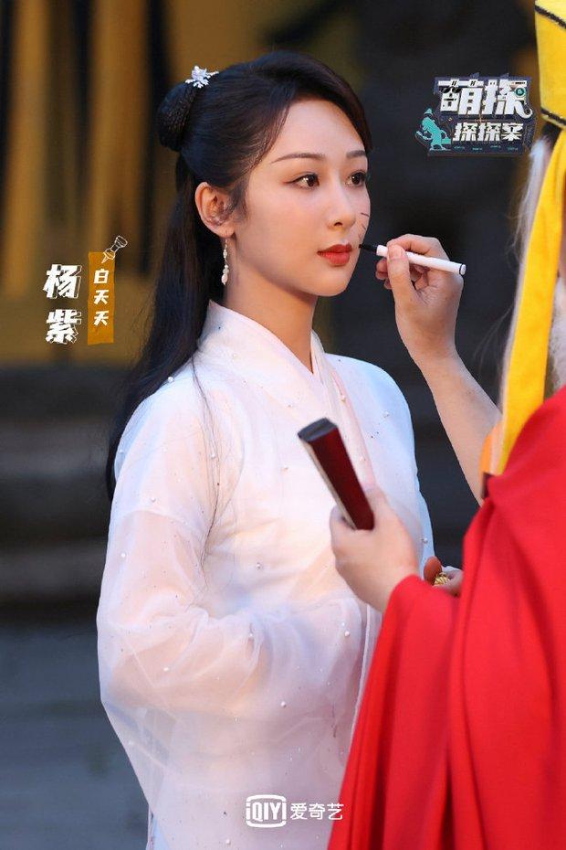 Hậu scandal bị đàn chị tố giả tạo, xảo quyệt, không lễ phép, Dương Tử gây sốt với visual thanh tú lên hương ngút ngàn - Ảnh 9.
