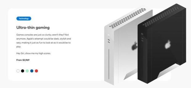 Những ý tưởng sản phẩm có thách Apple cũng không dám làm - Ảnh 3.